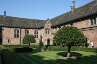 Baronial Courtyard