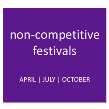 Non-competitive Festivals